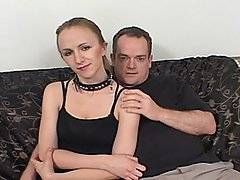 Even though Jackie looks a little disinterested at first, she really lights up when she starts talking about getting double penetrated.  This homely mom loves anal and will spread her ass cheeks for almost anybody.  Watch her get butt plugged while her meaty cunt is fingered at one end and she sucks dick at the other.  This natural tittied whore is open to anything and like a certain royal burger joint , lets you have it your way!  She\'s packing quite the nice round booty for an older white chick and fucking that asshole is quite the treat.