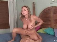 Lovely whore is here to satisfy her young daddy