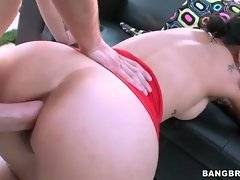 In this porn video you can see sexy Dana Vespoli
