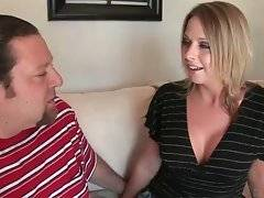 Brave Brianna Beach wants to satisfy her fuckers