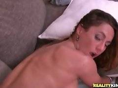 Turned on tough fellow assfucks slutty mature sweetie Fiona Rivers.
